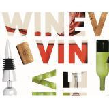 Клеенка ПВХ 1,4*20м вино рис. 024 JAKLIN Dekorelle (1/1)