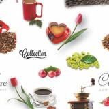 Клеенка ПВХ 1,4*20м кофе рис. 015 JAKLIN Dekorelle (1/1)