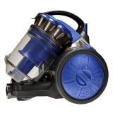 Пылесос 2200 Вт чёрный с синим Energy (1/1)