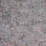 Полотно нетканное  хлопчатобумажное 150см*50м плотность 190гр шаг 2,5мм(1/1)