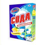 Сода кальцинированная 600 гр лимон Almaz (1/16)