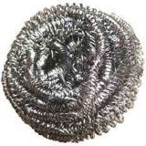 Губка металлическая СПИРАЛЬ ЕвроХаус (1/300)