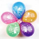 """Набор латексных воздушных шаров 12"""" 5 шт рис. Волшебные феи ассорти Ав-принт (1/1)"""