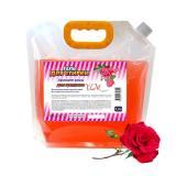 Гель для стирки 3 л для цветного белья роза YLM (1/7)
