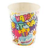Набор бумажных стаканов 6 шт HAPPY BIRTHDAY Волшебная страна (1/1)