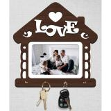 Ключница 24*25 см венге LOVE Постер-Лайн (1/1)