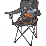 Кресло туристическое складное 850x540x935мм нагрузка 100кг камни и кленов листья ПРЕМИУМ 6 Nika(1/1)