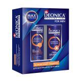 Набор антиперспирант+пена для бритья 5 Protection for men Deonica (1/5)