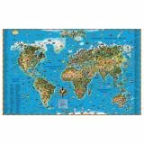 Карта настенная 116*79 см Мир (1/1)