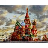 Мозаика алмазная 30*40см Москва J40111 (1/1)