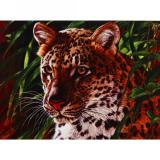 Мозаика алмазная 30*40см Леопард J40030 (1/1)