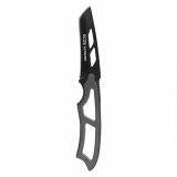 Нож туристический стальной 19,5 см со свистком серый EX-SW-B01GR Ecos (1/10)