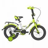 """Велосипед детский 14"""" зеленый В ORION Rush hour (1/1)"""