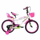 """Велосипед детский 16"""" розовый SOFI Star (1/1)"""