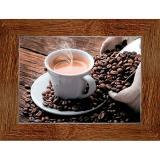 Картина репродукция 13*18 см Ароматный кофе Постер-Лайн (1/1)