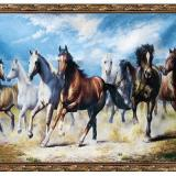 Картина из гобелена 60*80 см Лошади Постер-Лайн (1/1)