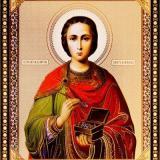 Икона Лики 15*18 см Пантелеймон Постер-Лайн (1/1)