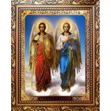 Икона Лики 20*25 см Св Михаил-Св Гавриил Постер-Лайн (1/1)