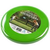 Фрисби-диск пластиковый летающий 23см НЕПОСЕДА (1/100)