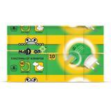 Набор пластин от комаров 10 шт без запаха Nadzor (1/200)