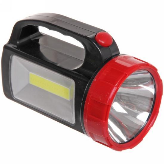 Фонарь ручной COB 1+1 LED 3хАА Турист Мастер (1/1) - 1
